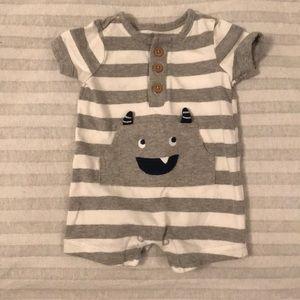 Just One You Monster Bodysuit (Newborn)